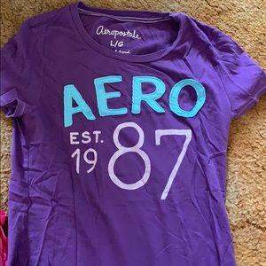 Aeropostale girls large shirt